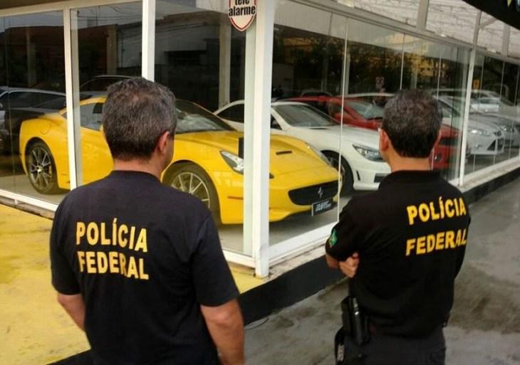 Recorde! PF já apreendeu R$ 666 milhões em bens do tráfico