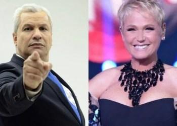Xuxa quer demissão de Sikêra Jr e cassação como jornalista