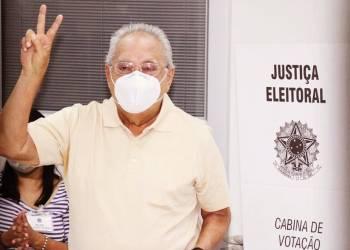Amazonino Questiona Falta de Cola Para Vereador Na Urna