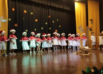 Alunos das Instituições Nelly Falcão de Souza apresentam Cantata Natalina