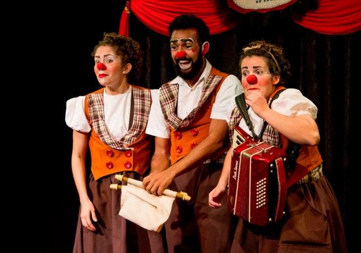 SESC Belenzinho apresenta o Circo para as crianças em websérie divertida de palhaçaria