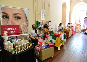 Palacete Provincial recebe 'ExpoMulher' em edição natalina