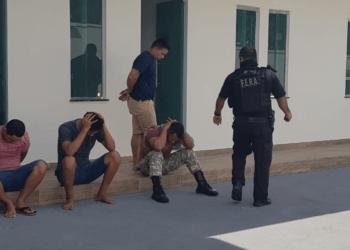 PMs são presos suspeitos de sequestrar empresário em Manaus