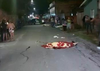 Casal é executado em zona vermelha de Manaus