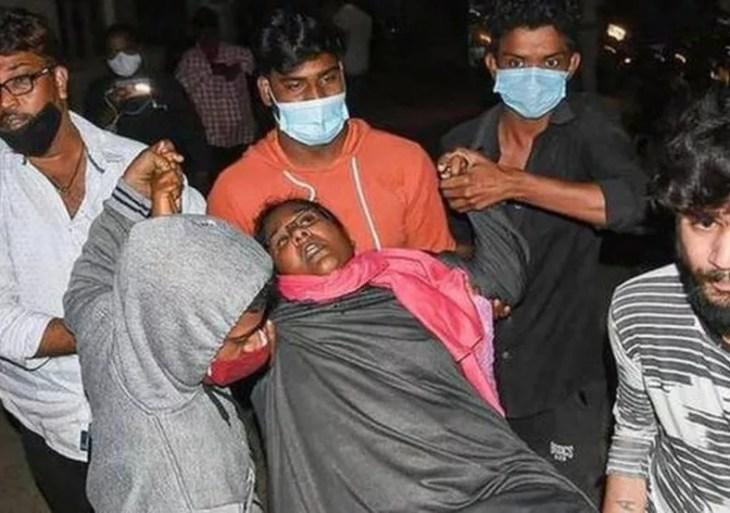 Passa de 450 número de infectados por doença misteriosa na Índia