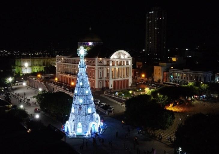 Programação natalina estimula economia no entorno do Largo de São Sebastião