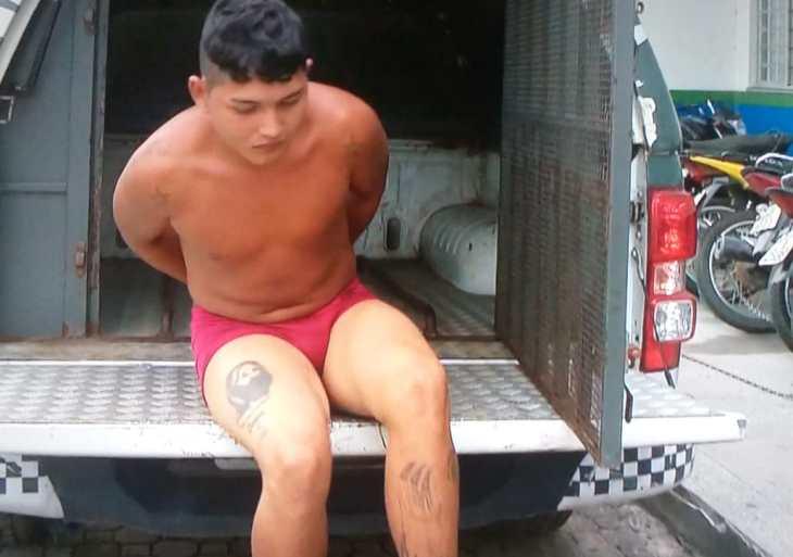 Padastro confessa que jogou bebê de dois meses em igarapé