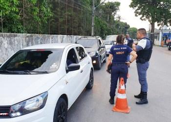 Em Manaus, Detran-AM flagra 73 pela Lei Seca em operação no final de semana