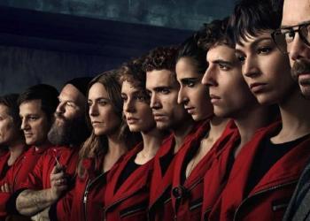 Entenda o motivo de La Casa de Papel ser cancelada pela Netflix
