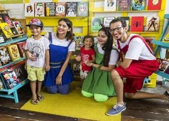 Oficinas promovem imersão no mundo do teatro bairro Colônia Antônio Aleixo