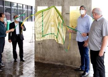 Presidente Joelson Silva entrega espaços da CMM revitalizados para a população de Manaus