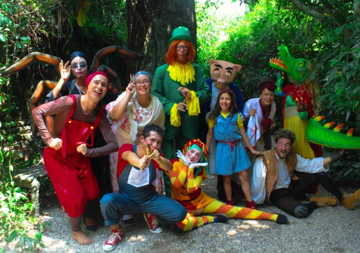 """Espetáculo """"Sítio Do Pica-Pau Amarelo: o musical"""" volta aos palcos no Teatro Manauara"""