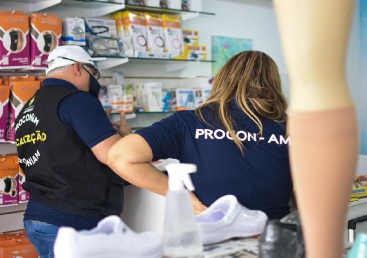 Procon-AM autua empresa por venda de kit com cilindro de oxigênio a R$ 5 mil