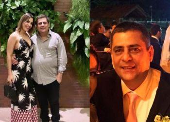 Walid Aziz irmão do Senador Omar Aziz Morre de Covid-19