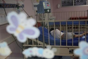 Profissionais de saúde alertam para síndromes respiratórias em crianças no período chuvoso