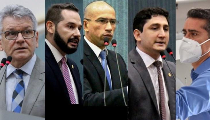 Fabrício Lima, Reizo, Elias Emanuel e Carlos Portta nomeados com super salário na gestão David Almeida