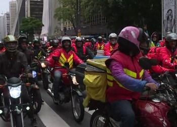Motoboys vão fazer protesto  na frente da casa de Wilson Lima