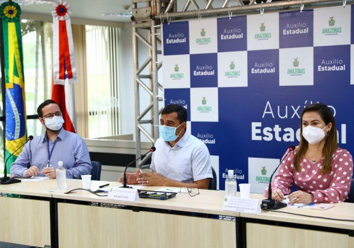 Auxílio estadual começa hoje e cartão será entregue em casa, para famílias em situação de extrema pobreza