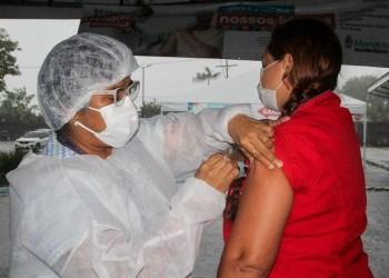 Prefeitura intensifica chamada de grupos prioritários para vacinação contra a Covid-19