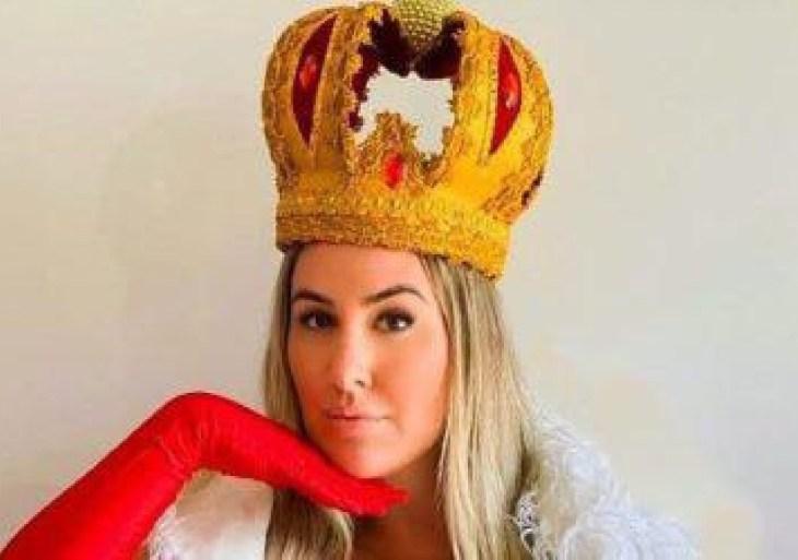 BBB21: Patrícia Leitte, ex-BBB18, passa coroa de maior rejeição para Nego Di