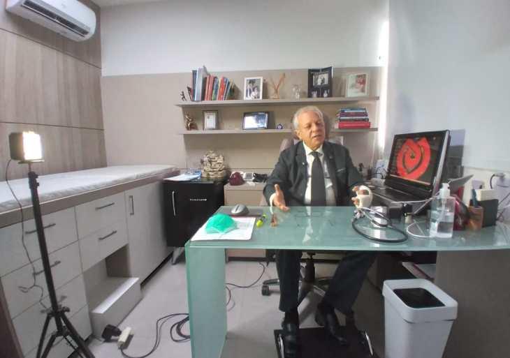 """Websérie """"É de Criativo"""" apresenta história do publicitário Edmar Costa"""