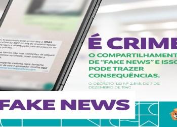 Prefeitura alerta para mensagem falsa sobre distribuição de kits de material escolar