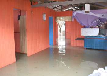 Prefeitura de Pauini inicia levantamento das famílias afetadas pela cheia das águas do rio Purus