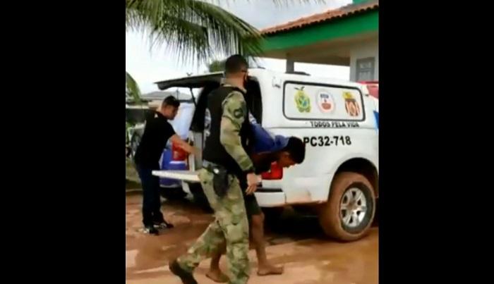PC prende reincidente por roubo qualificado em Eirunepé