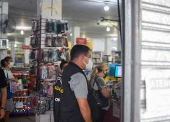Procon-AM multa comércio em R$ 100 mil por reincidência no descumprimento de decreto