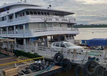Mais de 3kg de drogas são apreendidos em barco com destino a Manaus