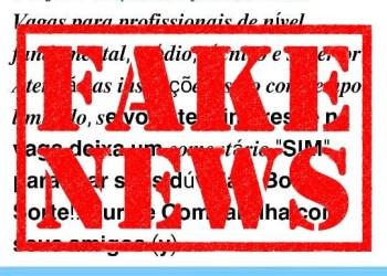 Prefeitura de Manaus esclarece que é falso processo seletivo para trabalhar nos Cras