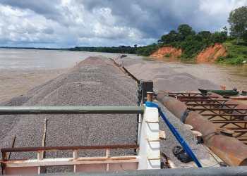 Agentes da Base Arpão apreendem carga de minério avaliada em R$ 11 milhões