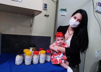 Posto de Coleta de Leite Humano da Maternidade Moura Tapajóz pede doações