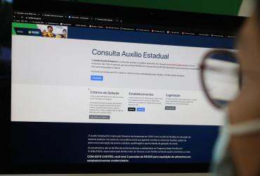 Governo do Amazonas disponibiliza novos canais de atendimento aos beneficiários do Cartão Auxílio Estadual