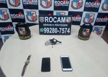 Polícia Militar apreende mais de 250 tabletes de maconha na zona centro-sul