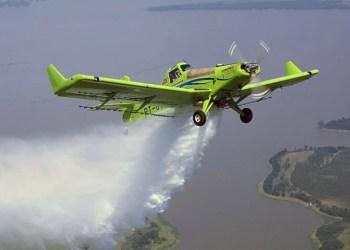 """Vereador sugere usar avião para """"pulverizar"""" álcool 70º em cidade"""