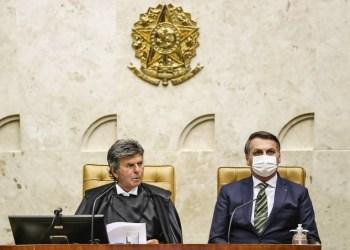 Lockdown: Bolsonaro aciona STF contra decretos de governadores