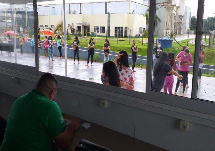 Sistema Prisional do Amazonas retoma visitas presenciais após três meses