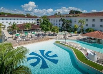 Tropical Hotel divulga data de reabertura com mil vagas de emprego