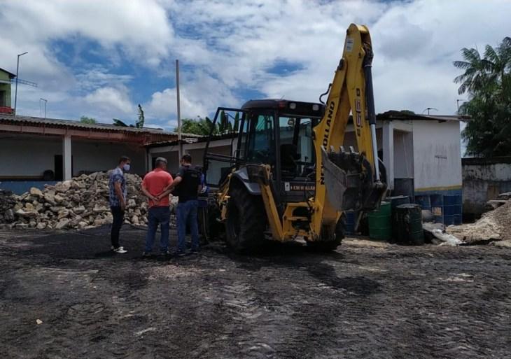 Rua no Francisca Mendes é revitalizada