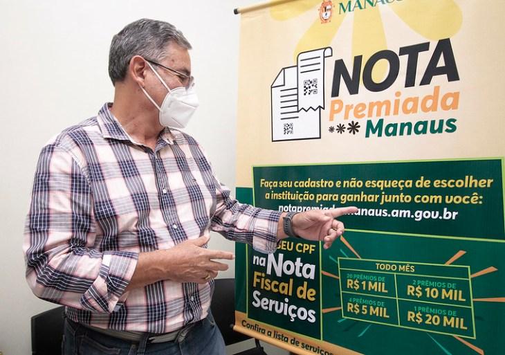 Prefeitura divulga os nomes dos contemplados do sorteio especial da campanha Nota Premiada
