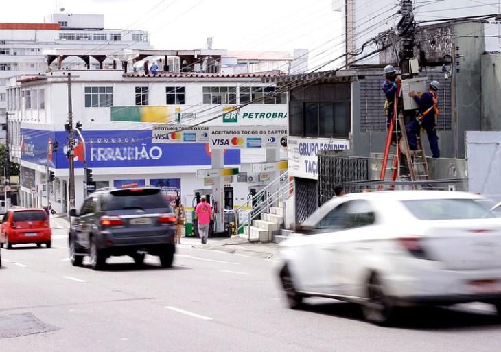 Prefeitura inicia instalação de câmeras de monitoramento para acelerar respostas à população