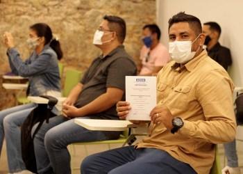 Prefeitura e Senai entregam certificados do Curso Inspetor de Qualidade
