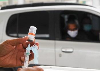 Confira o calendário de vacinação contra a Covid-19 para a próxima semana