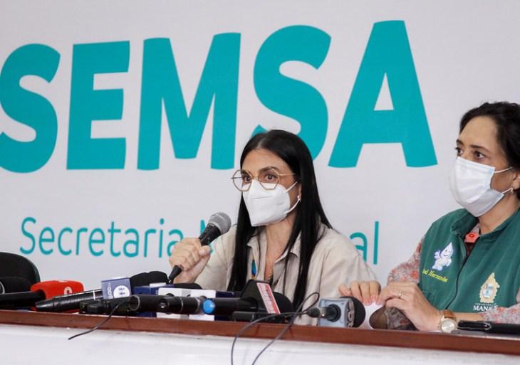 Oferta de primeira dose da vacina contra a Covid-19 será normalizada após o recebimento de novas remessas