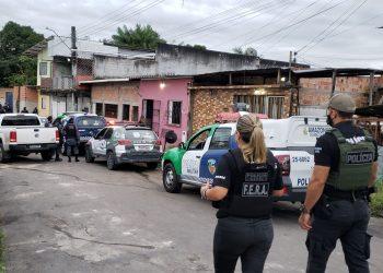 Operação apura homicídios ligados ao tráfico de drogas na zona leste