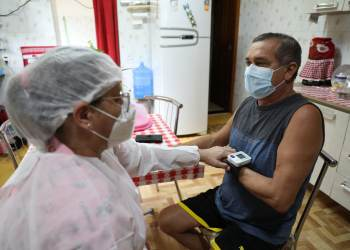 Pacientes com sequelas da Covid-19 são acompanhados pelo programa 'Melhor em Casa'