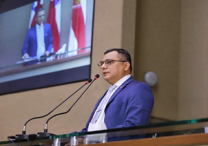 PGJ Alberto Nascimento apresenta relatório anual de atividades ao Legislativo amazonense