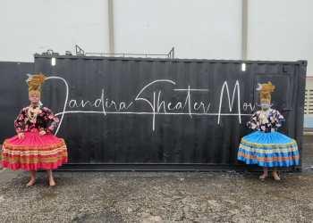 'Jandira Theater Move': o teatro contêiner itinerante da região norte
