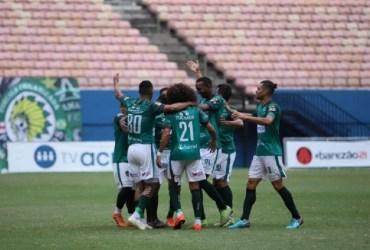 Manaus FC foca em duelo contra o Bahia, na Copa do Brasil